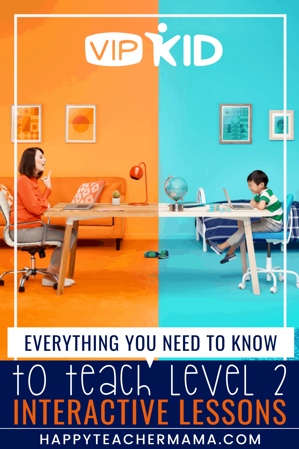 Everything you need to know to teach VIPkid Level 2 Interactive lessons